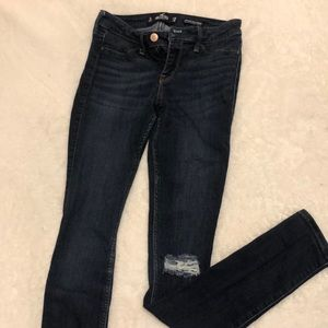 Hollister Jeans - Low - Rise Jean leggings